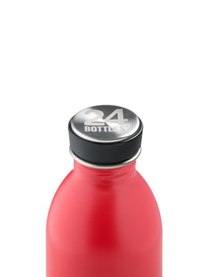 24Bottles Urban Bottle Hot Red 500ml - MORE by Morello Indonesia
