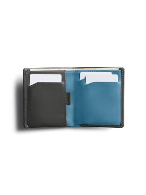 Bellroy Note Sleeve Wallet Charcoal RFID - MORE by Morello Indonesia