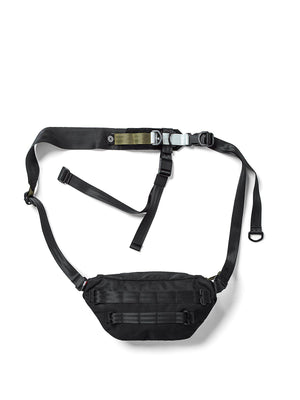 ORBITGear MOD202 Hip Bag Black - MORE by Morello - Indonesia