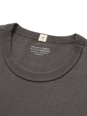 Lady White Co. Clark Pocket Tee Cement - MORE by Morello Indonesia
