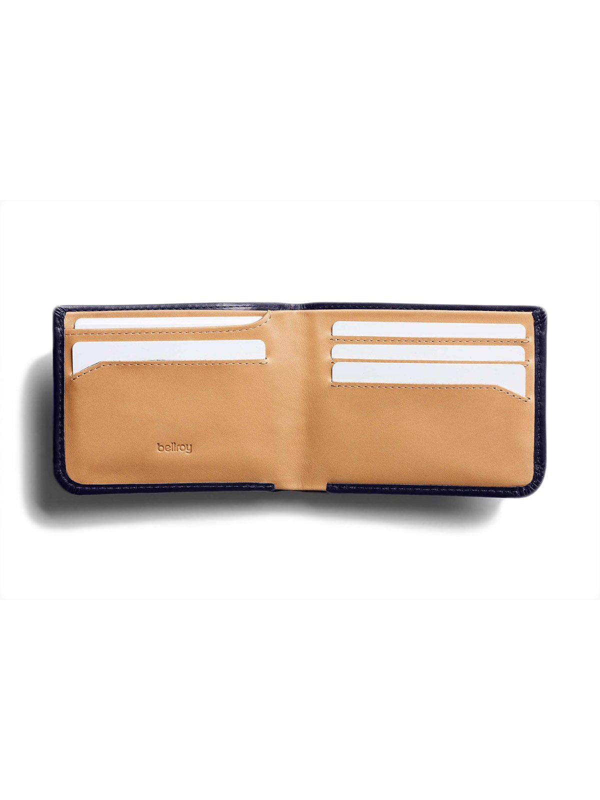 Bellroy Hide and Seek Wallet Navy RFID - MORE by Morello Indonesia