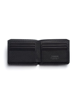 Pioneer Division Billfold Wallet 10XD Ripstop Onyx RFID - MORE by Morello - Indonesia