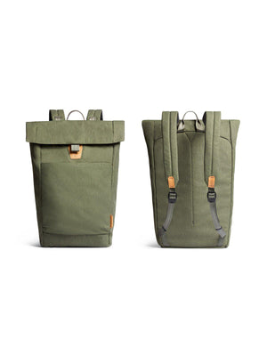 Bellroy Studio Backpack Olive - MORE by Morello - Indonesia