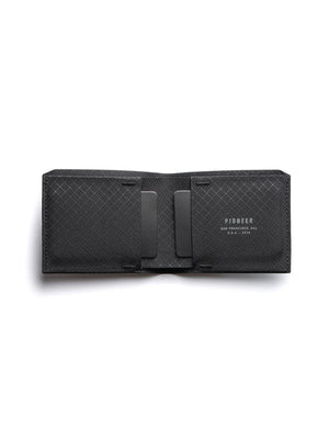 Pioneer The Flyfold Wallet 10XD Ripstop Onyx RFID - MORE by Morello Indonesia