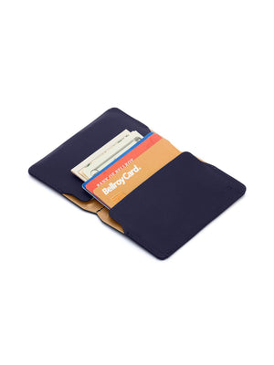 Bellroy Card Holder Navy - MORE by Morello Indonesia