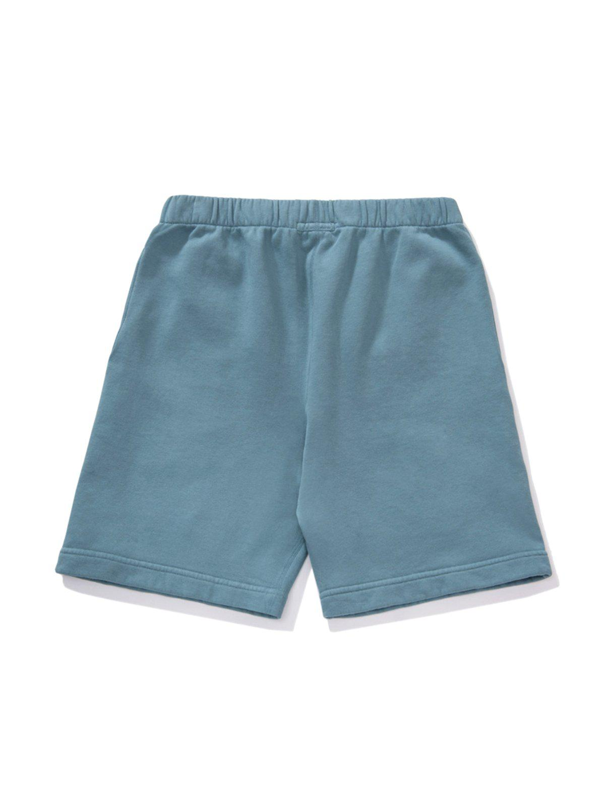 Lady White Co. Sweatshort Culver Blue - MORE by Morello Indonesia