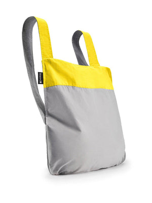 Notabag Original Yellow Grey