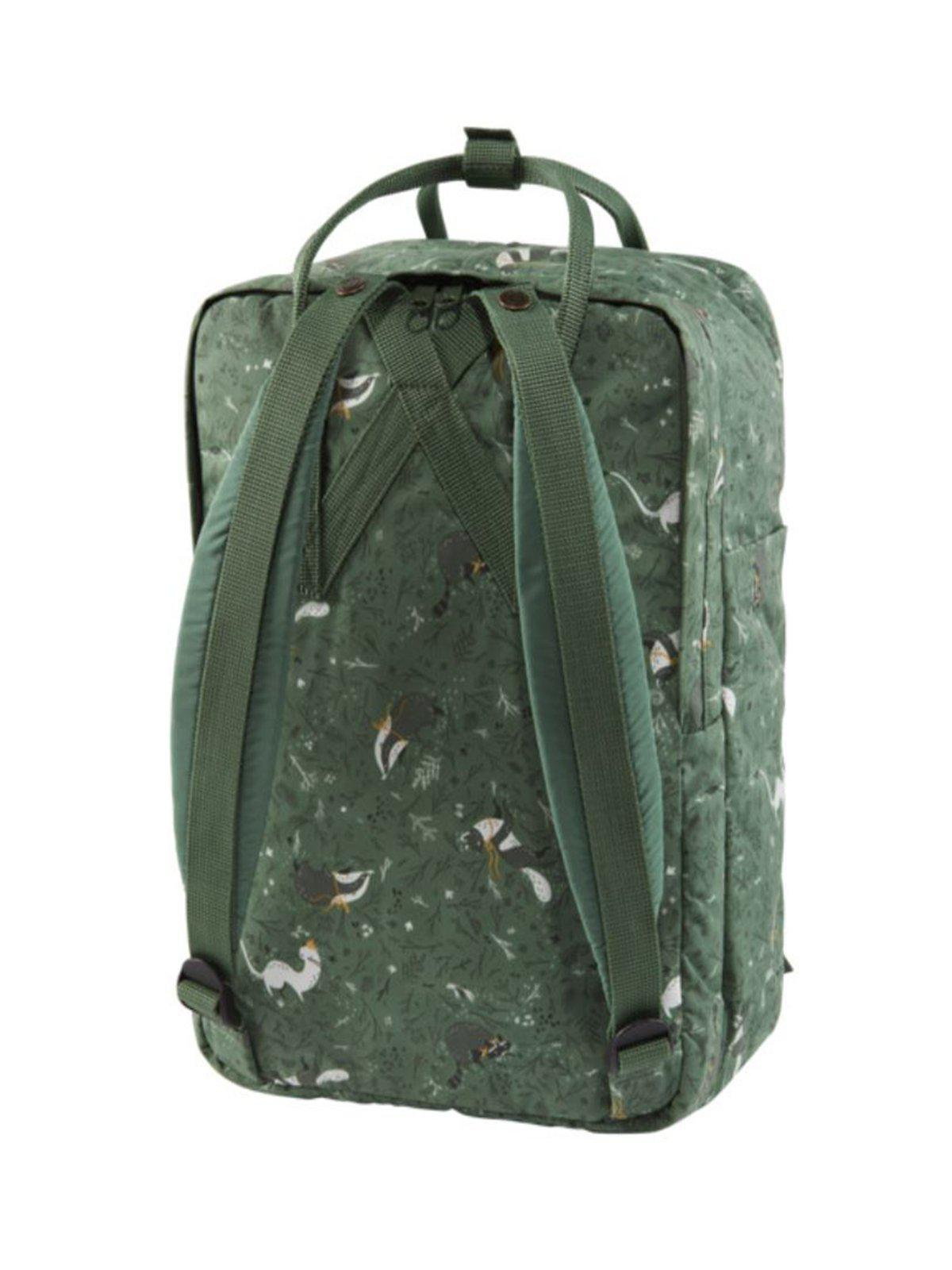 cb418ffdc9f Fjallraven Kanken Art Laptop 15 Inch Backpack Green Fable - MORE by ...