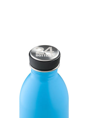 24Bottles Urban Bottle Lagoon Blue 500ml - MORE by Morello - Indonesia