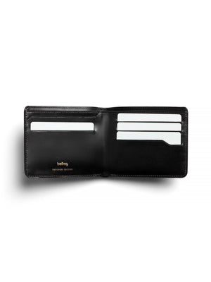 Bellroy Designers Edition Hide and Seek Wallet Black - MORE by Morello - Indonesia