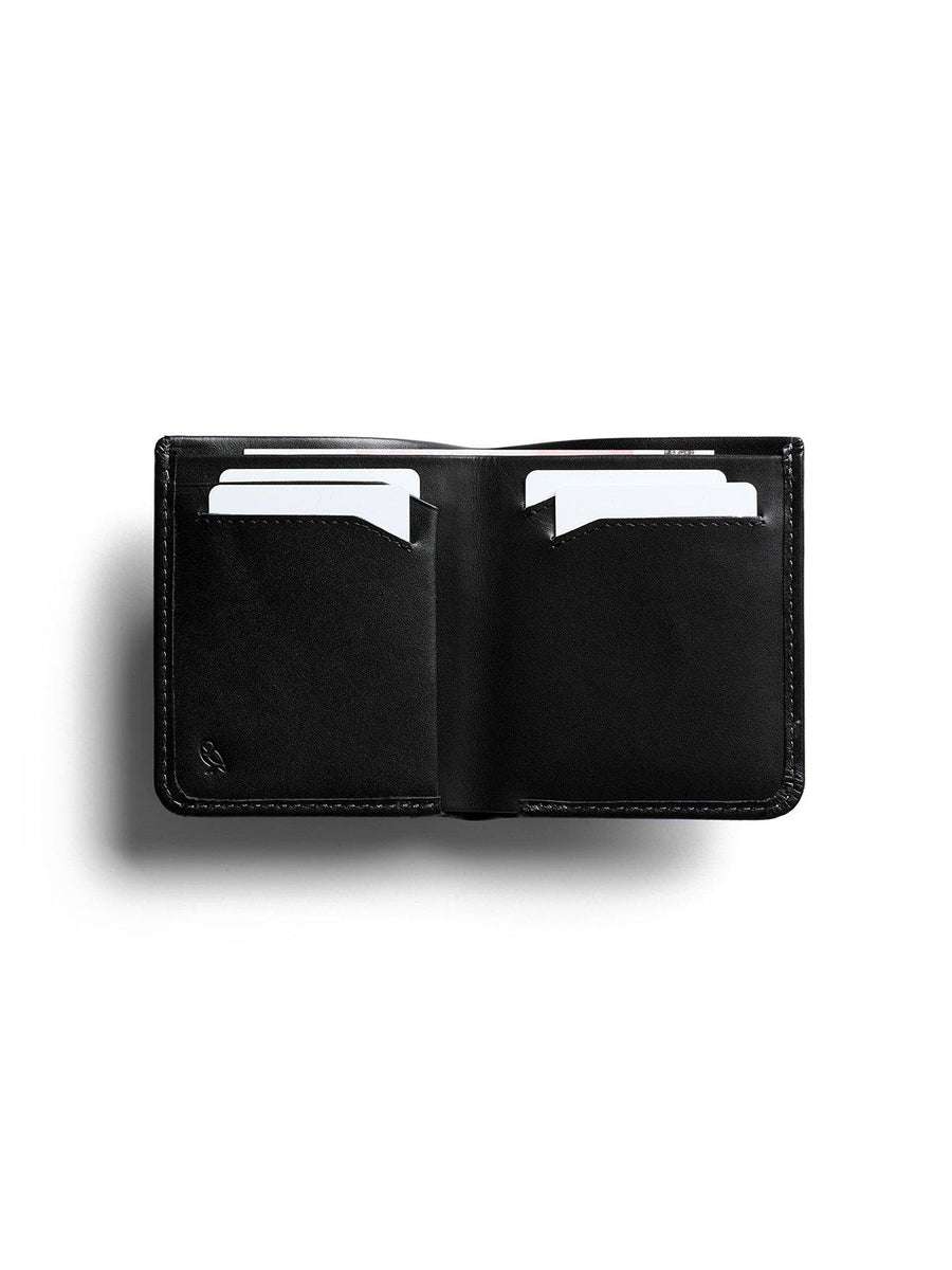 Bellroy The Tall Wallet Black - MORE by Morello Indonesia