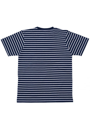 Jackhammer Beaver Striped Tee NW - MORE by Morello Indonesia