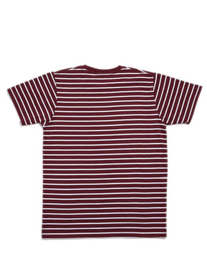 Jackhammer Beaver Striped Tee RW - MORE by Morello Indonesia