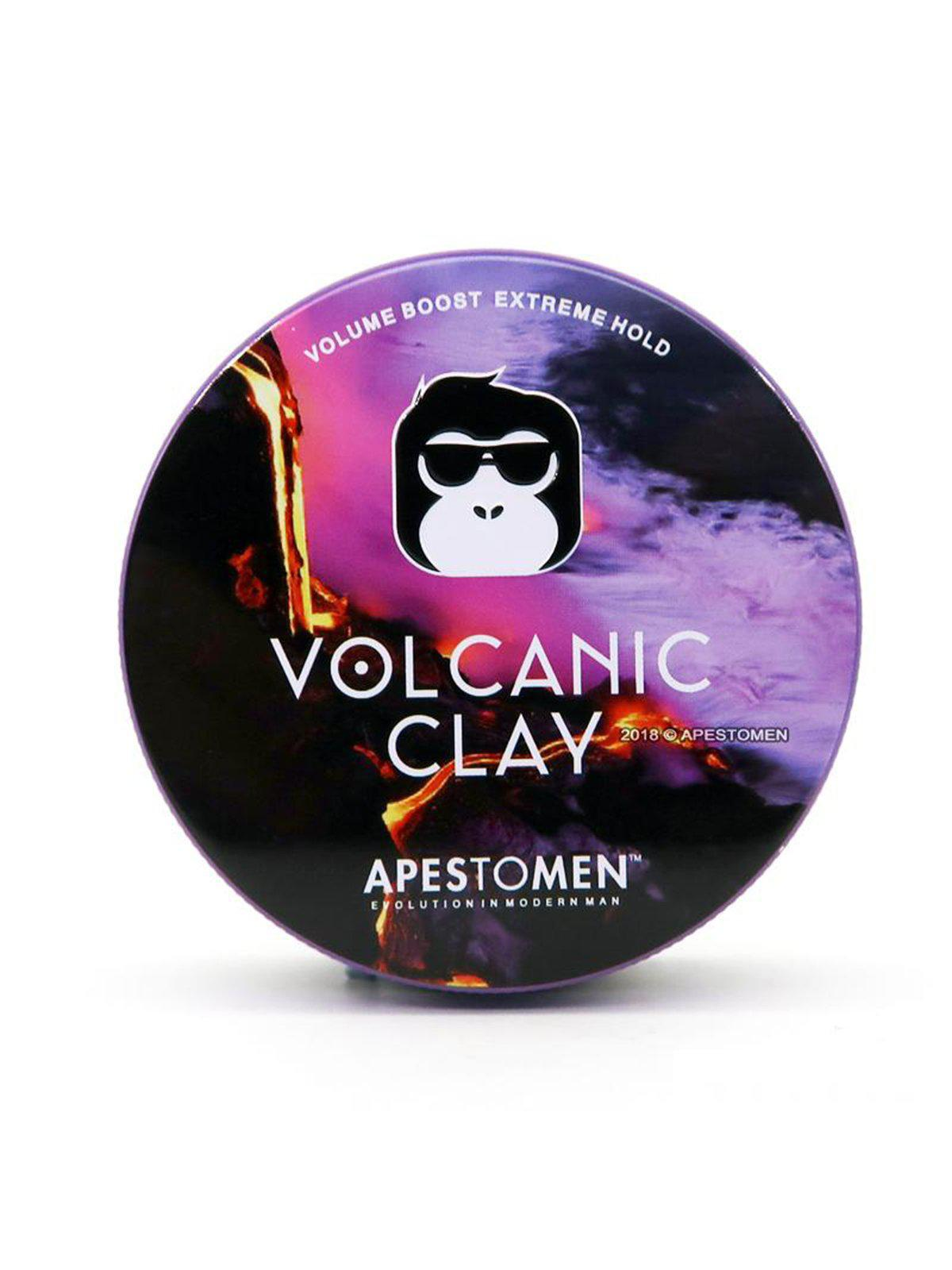 Apestomen Volcano Clay 80ml - MORE by Morello Indonesia