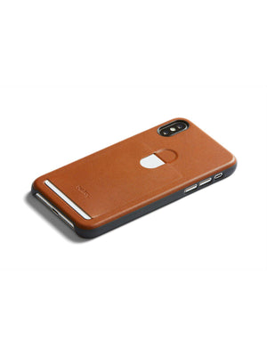 Bellroy Phone Case 1 Card iPhone X Caramel - MORE by Morello Indonesia