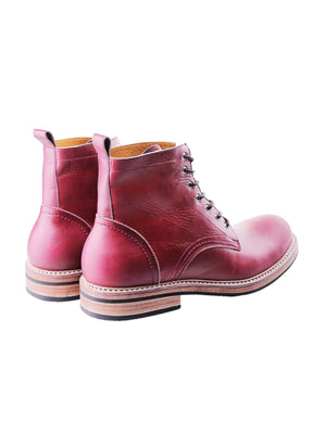 Heimdall Raider Boots Maroon - MORE by Morello - Indonesia