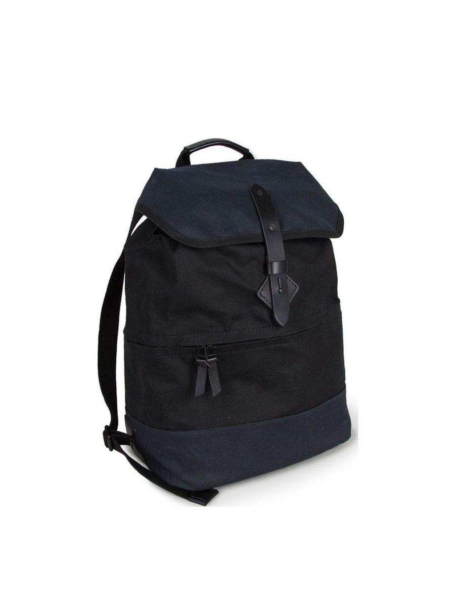 Tanner Goods Voyager Daypack Midnight - MORE by Morello