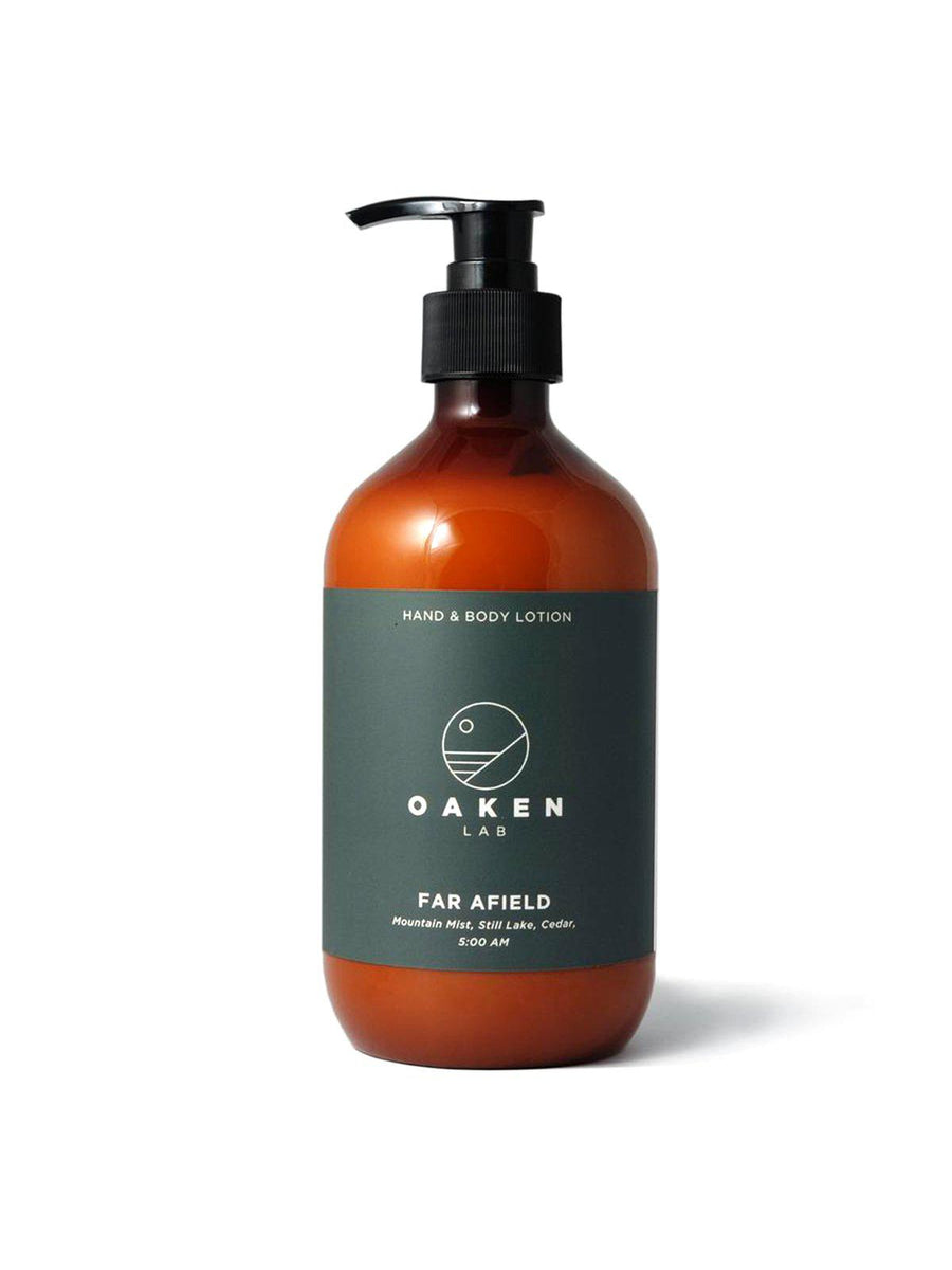 Oaken Lab Hand & Body Lotion Far Afield 500ml - MORE by Morello Indonesia