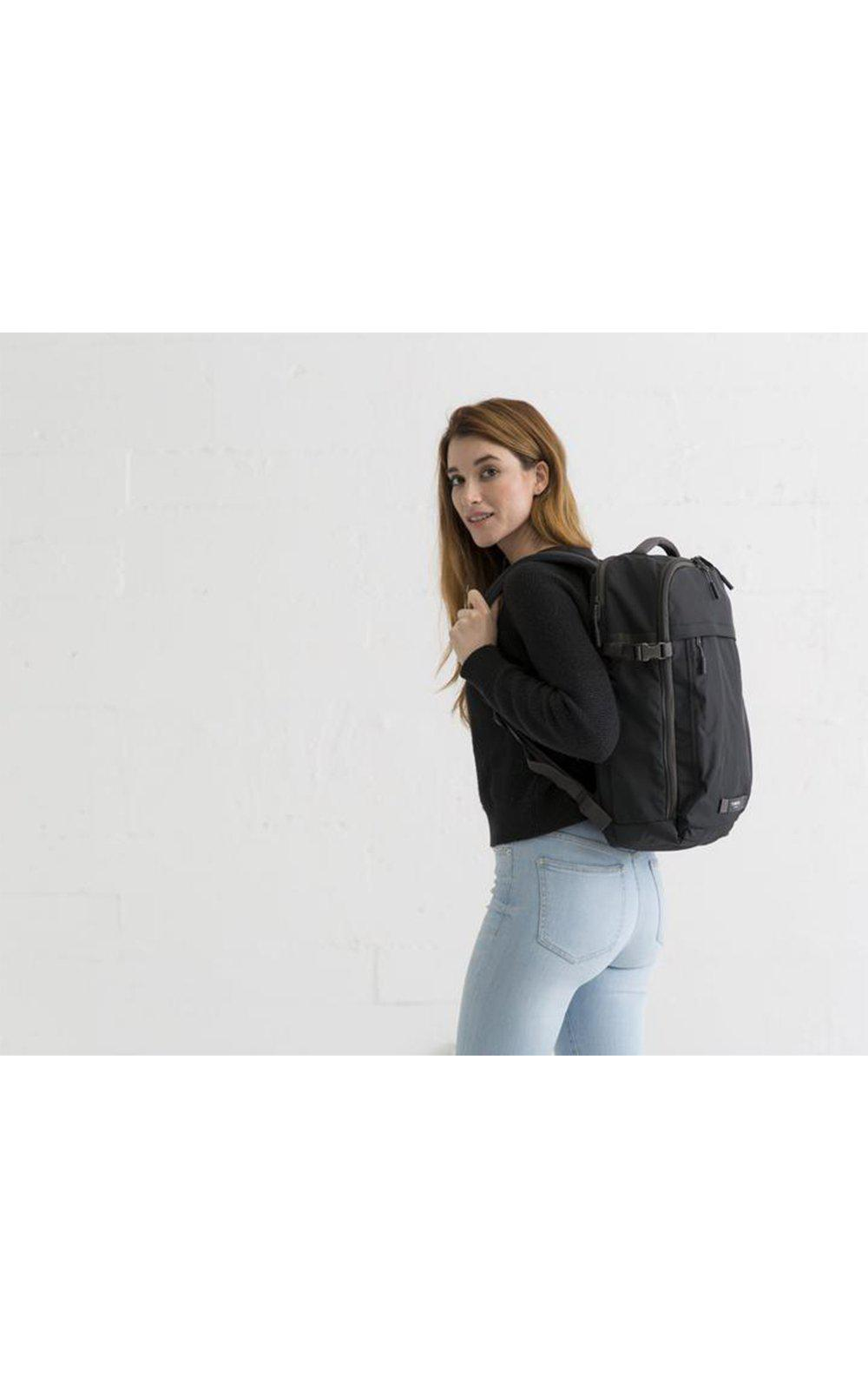 9c8470787 Timbuk2 The Division Pack Backpack Jet Black - MORE by Morello Indonesia