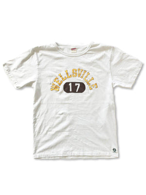 Free Rage Recycled Cotton Vintage Tee Well Sville White