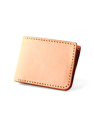 Voyej Vessel V Natural Short Wallet - MORE by Morello - Indonesia