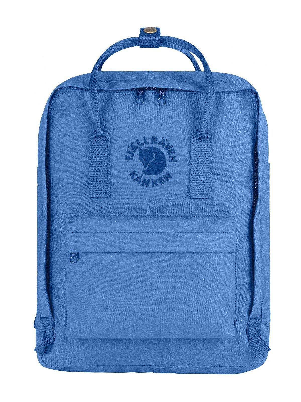 Fjallraven Re-Kanken Classic Backpack UN Blue - MORE by Morello Indonesia