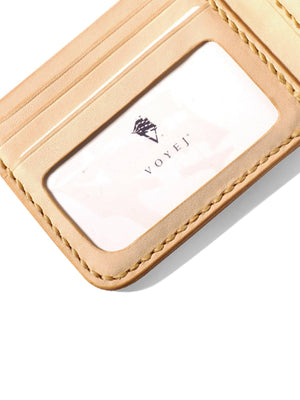 Voyej Karimata IV Americana Natural Short Wallet - MORE by Morello - Indonesia