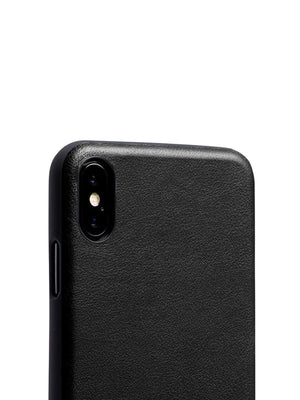 Bellroy Phone Case 0 Card iPhone XS Max Black - MORE by Morello - Indonesia