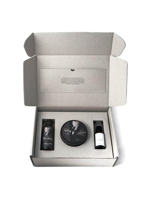 Oaken Lab Scent Set Gift Box Batavia Barber - MORE by Morello Indonesia