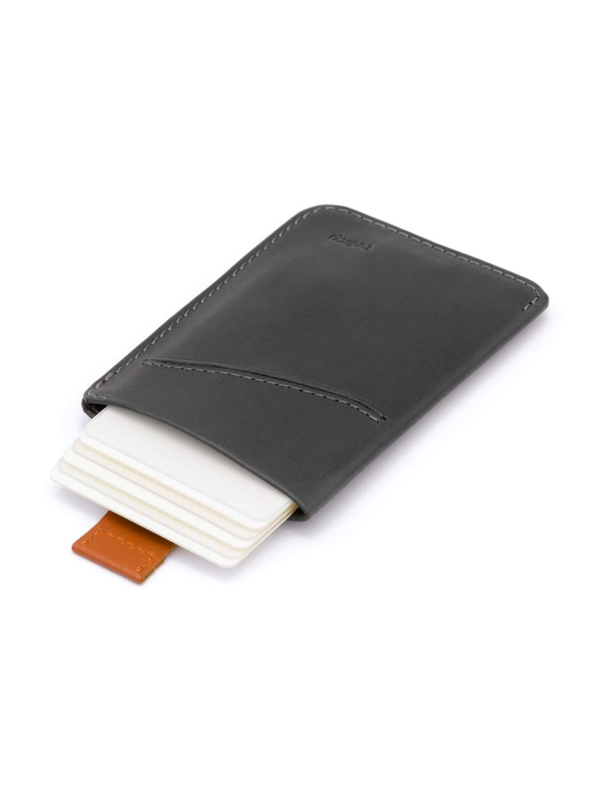 Bellroy Card Sleeve Charcoal - MORE by Morello Indonesia