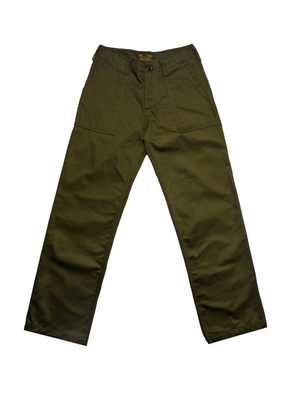 US Comp4ny Fatigue Trousers Olive - MORE by Morello - Indonesia