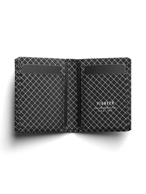 Pioneer Matter Bifold Wallet 10XD Ripstop Black - MORE by Morello Indonesia
