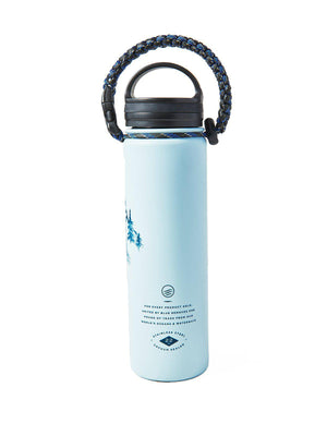United by Blue 22oz Tough As Trails 22oz Insulated Steel Water Bottle Blue