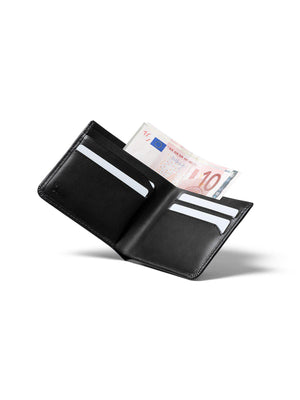 Bellroy The Square Wallet Black - MORE by Morello Indonesia
