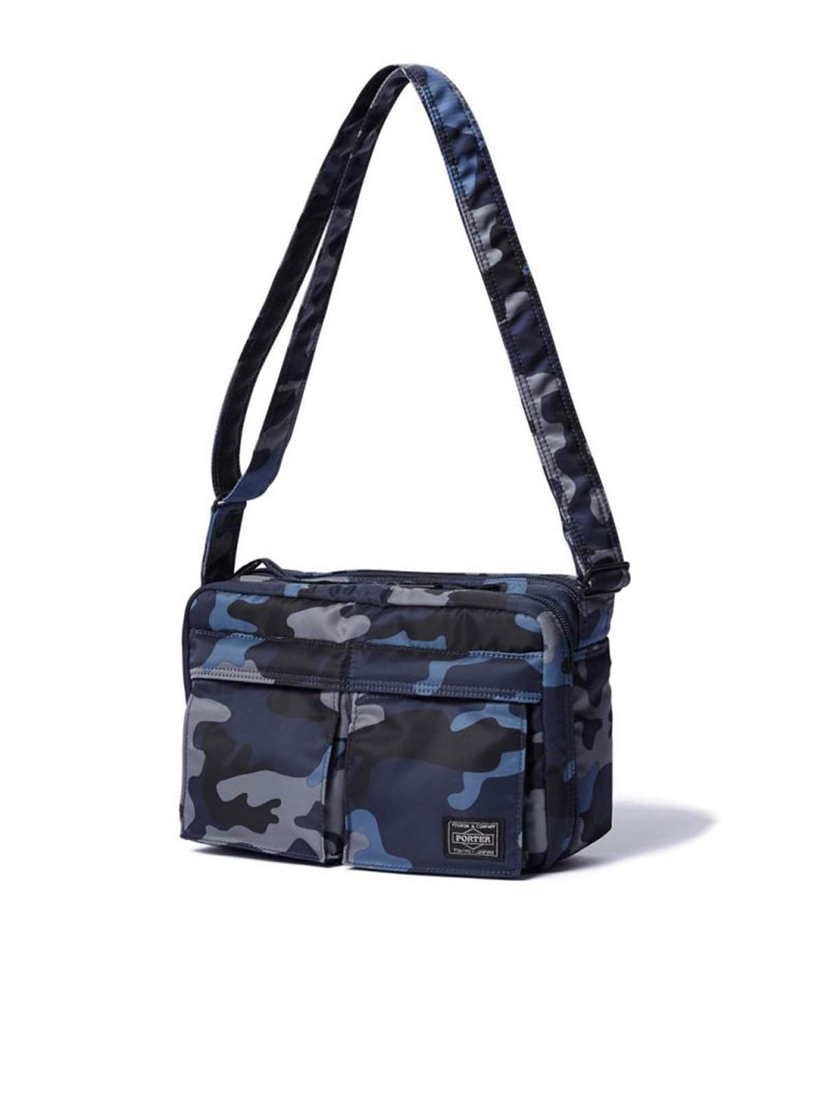 6c874d8a7f Porter-Yoshida   Co. Shoulder Bag S Jungle Dark Navy - MORE by ...