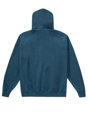 Lady White Co. Llewyn Hoodie Neptune Blue