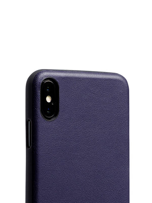 Bellroy Phone Case 0 Card iPhone XS Max Navy - MORE by Morello Indonesia