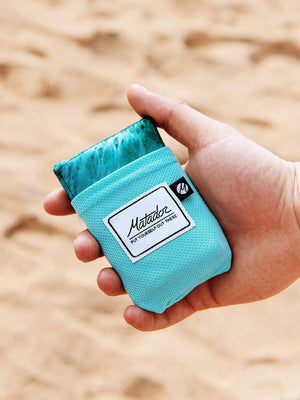 Matador Pocket Blanket 2.0 Ocean - MORE by Morello Indonesia