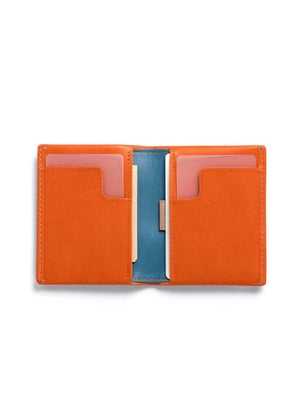 Bellroy Slim Sleeve Wallet Burnt Orange - MORE by Morello Indonesia