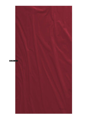 Matador NanoDry Shower Towel Large Rust Red