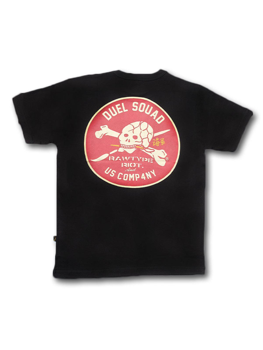 US Comp4ny USC x RTR Tees Black