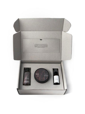 Oaken Lab Scent Set Gift Box Earth Of Mankind - MORE by Morello Indonesia