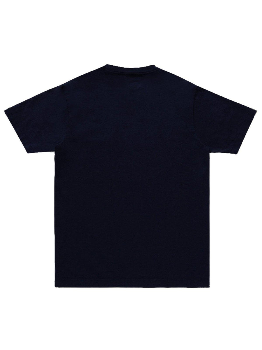 Lady White Co. Balta Pocket Tee Navy