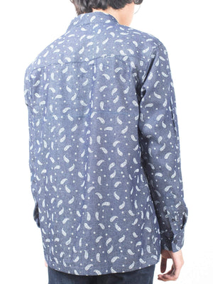 Qutn Throw On Paisley Chambray - MORE by Morello Indonesia