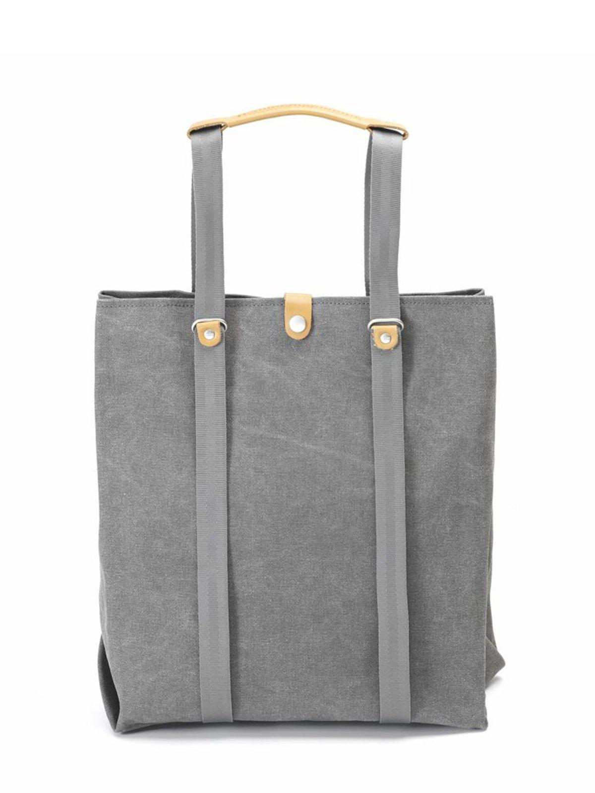 Qwstion Shopper Washed Grey - MORE by Morello Indonesia