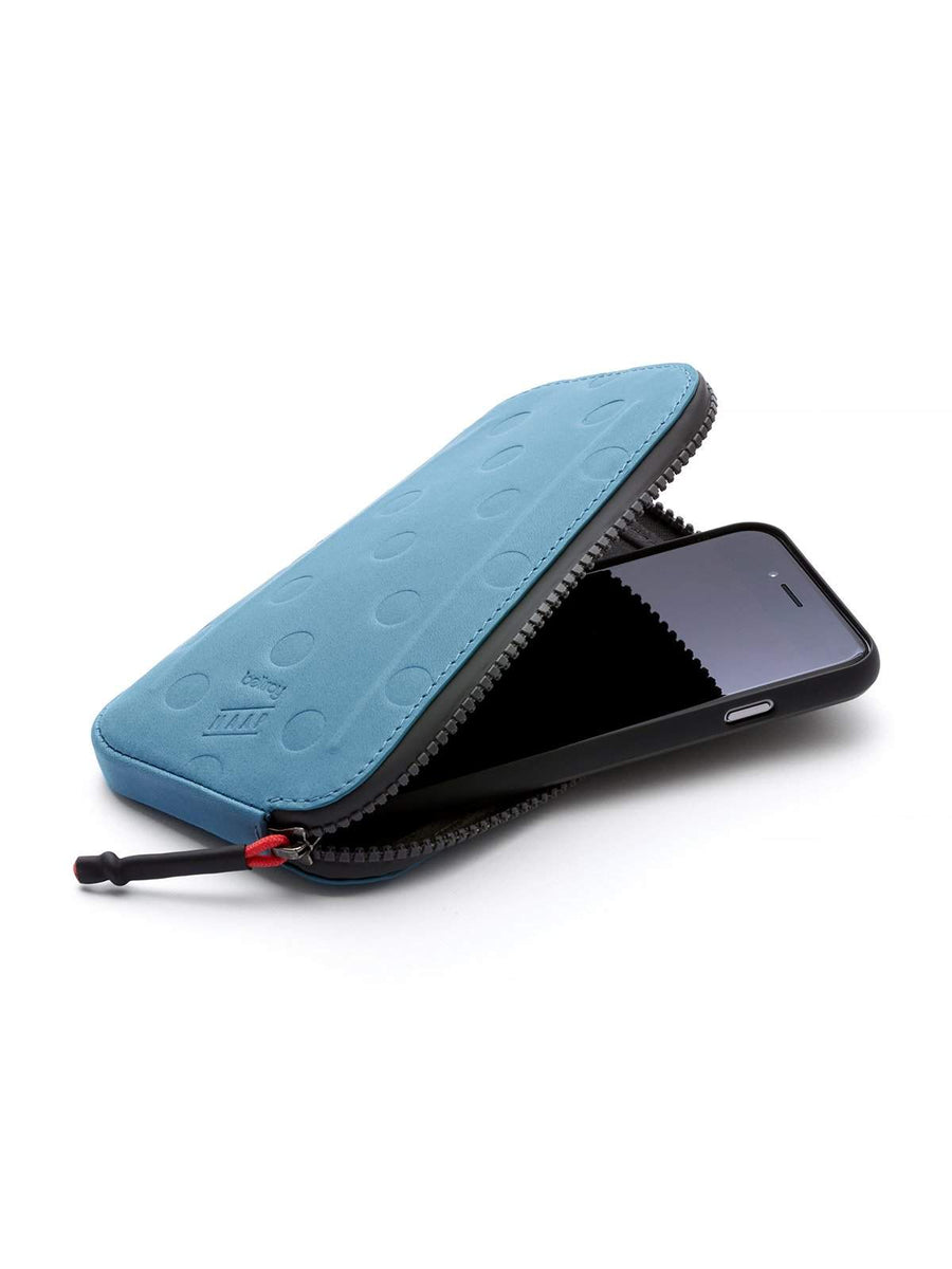 Bellroy x MAAP All Conditions Phone Pocket Arctic Blue - MORE by Morello Indonesia