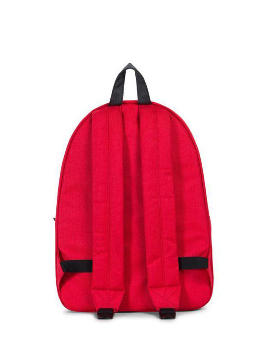 Herschel Classic Backpack Barbados Cherry Black Crosshatch 24L