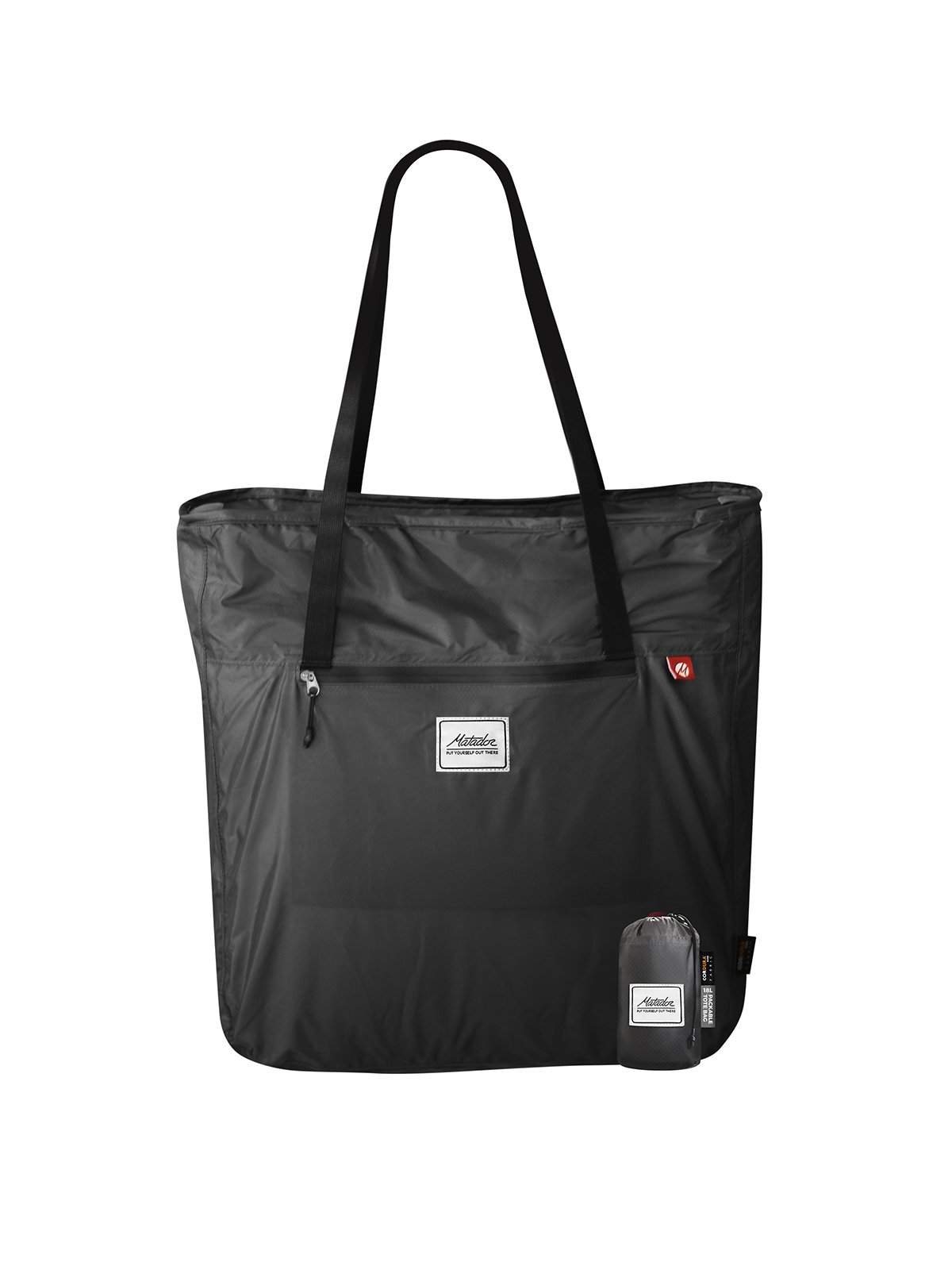 Matador Transit Packable Tote Bag Grey - MORE by Morello Indonesia