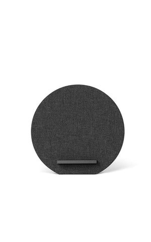 Native Union Dock Wireless Charger Fabric Slate - MORE by Morello Indonesia