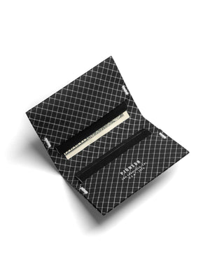 Pioneer Ion Bifold Wallet 10XD Ripstop Black - MORE by Morello Indonesia